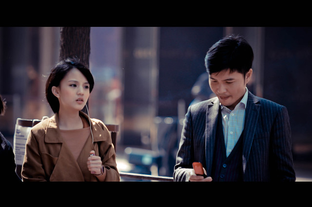 Hong Kong Photowalk - Cinematic Street Photography