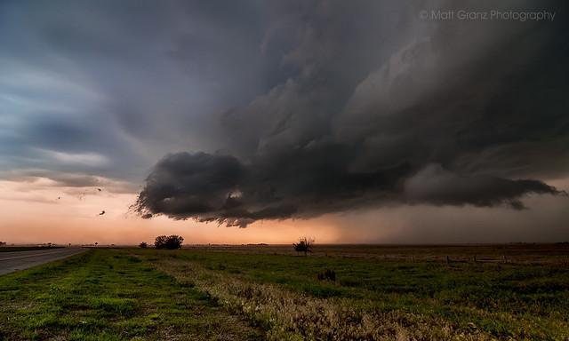 Oklahoma Storm Front