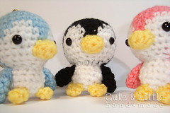 Penguins Trio