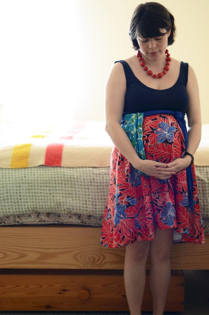 Pregnancy Outfit Week 31