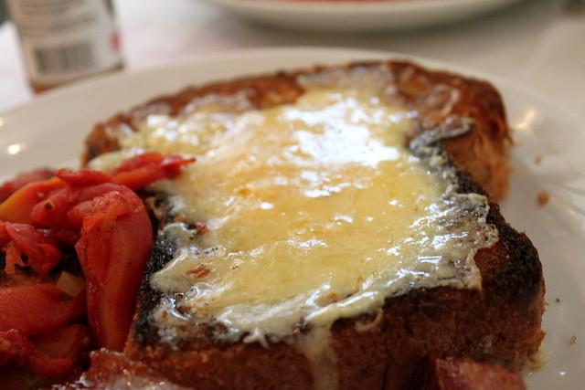 cheddar & egg
