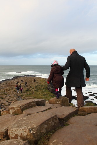 The Giant's Causeway, Antrim Coast