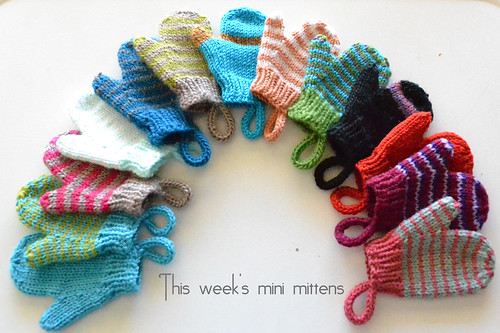 week 3 mini mittens