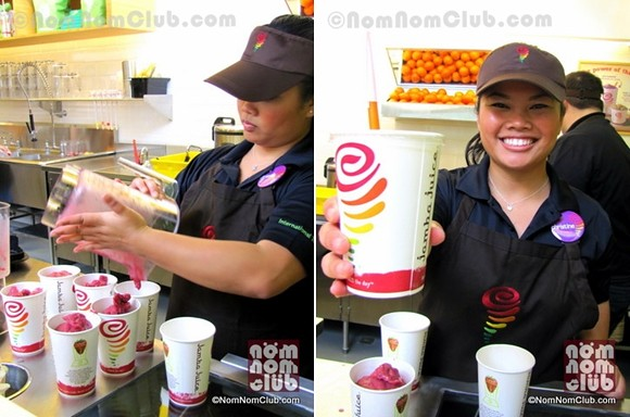 Meet an Ace! (Aces is the term for Jamba Juice experts in each section)