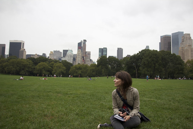 0426 - Sheep Meadow @ Central Park