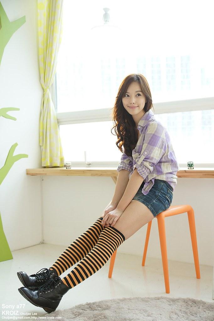 A77 - Cute girl