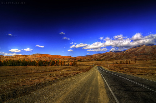 autumn sky mountain golden nikon tokina hdr 1224 altai kurai d7000