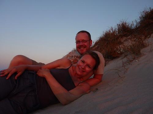 80 mile beach - sunset - 1