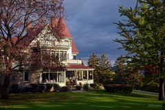 Victorian Mansion - Idlewild