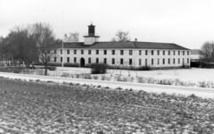 Murbygget på Falstad / The brick building at Falstad