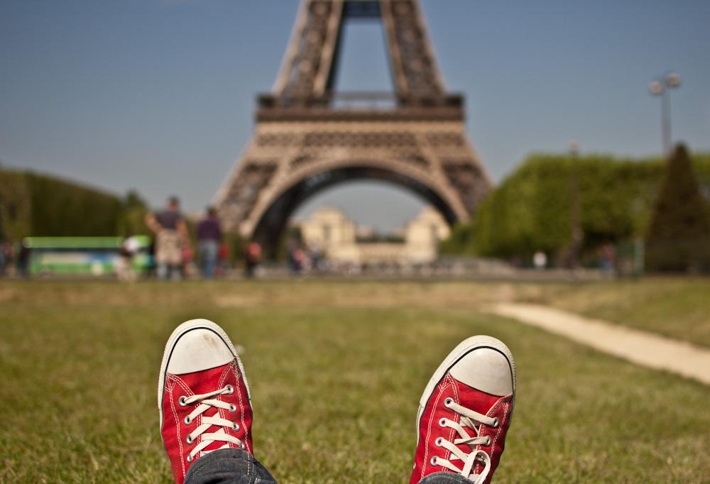10 fotos curiosas de mi viaje a París