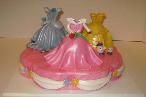 Princess cake by Cake Maniac