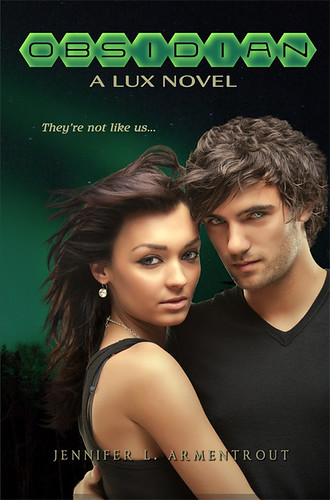 December 6th 2011 by Entangled Publishing          Obsidian (Lux #1) by Jennifer L. Armentrout