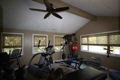 Workout Room Addition