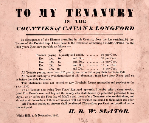 To my tenantry