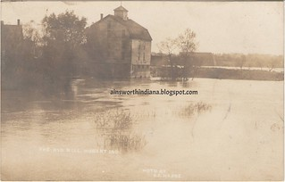Old Mill, PM 1908
