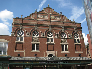 Wakefield Opera House, West Yorkshire