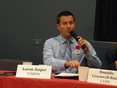 Aaron Jasper (Vision)
