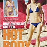 On page 1 of March 2011 InTouch, Tracy explains how she helped Gwyneth transform her body through the Method. Tracy also shares advice about food, staying motivated, and more on her latest project, Metamorphosis.
