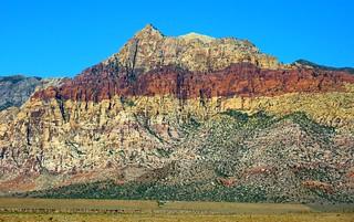Red Rock Canyon near Las Vegas (P1040771a)