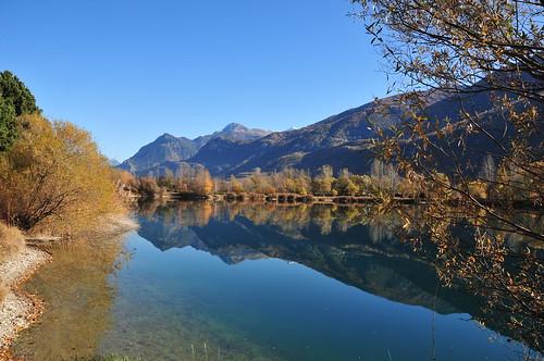 eau lac reflets paysages