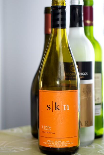 2007 SKN Napa Chardonnay