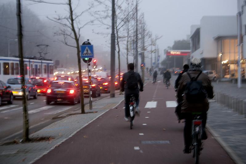 Amsterdam awakes