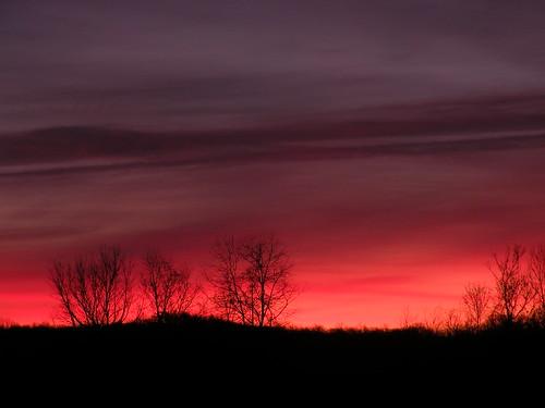 pink november ohio sky night sunrise purple contestwinner bellbrook impublished geotaggedohio washingtonmillpark kkfrombb
