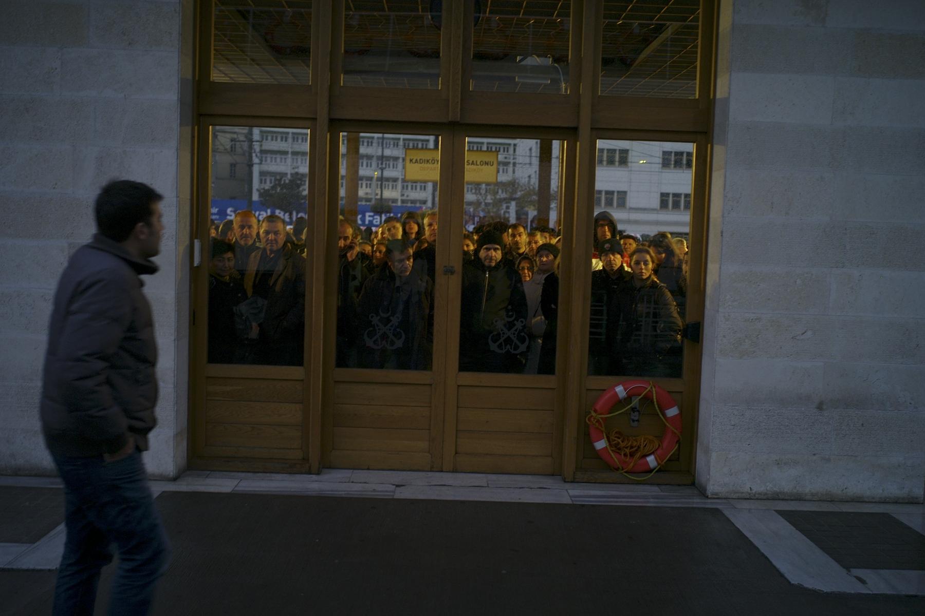 L1000814/ Стамбул, ноябрь 2011