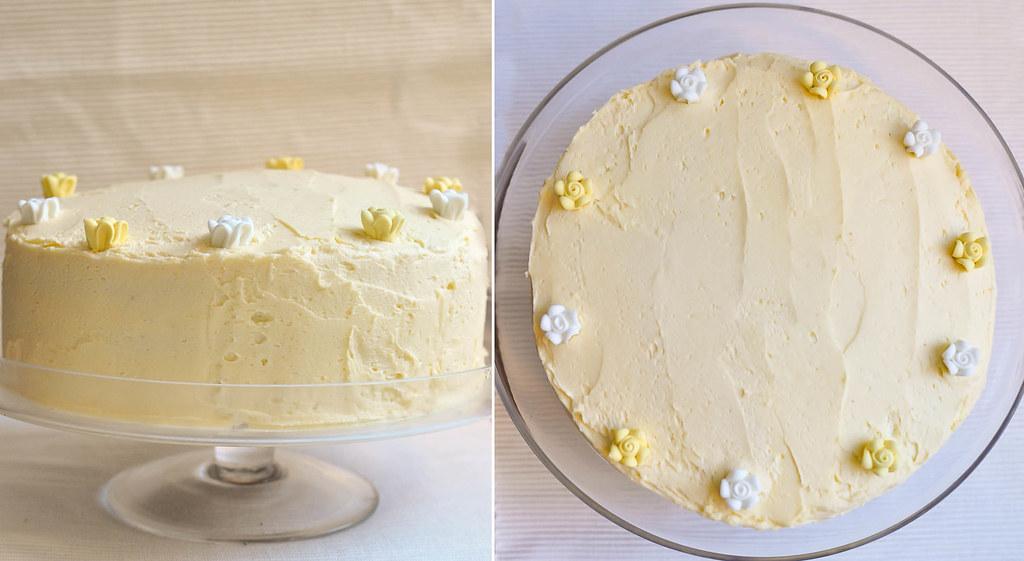 Martha Stewart Lemon Coconut Cake Recipe