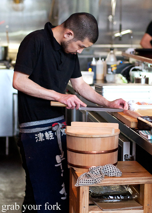 sushi chef izakaya fujiyama surry hills