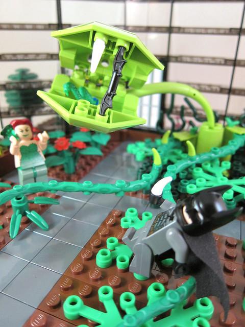 Batman vs. Poison Ivy 6