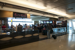 Firewood Café , San Francisco International Airport