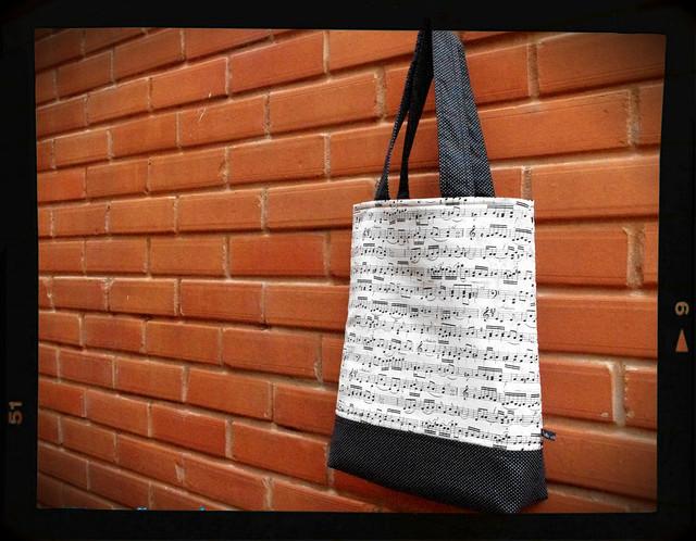 Bolsa Baldinho Musical