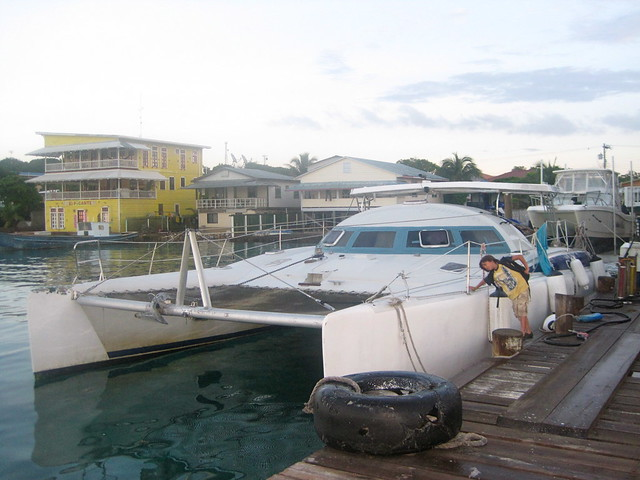 Honduras bay Islands