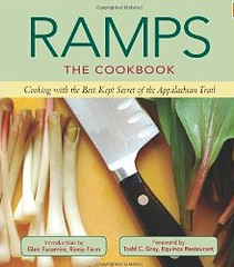 Ramps cookbook (one of my recipes is inside!)