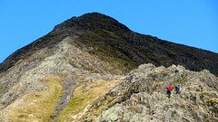 trail(0.0), adventure(0.0), mountain pass(0.0), badlands(0.0), cliff(0.0), mountain(1.0), walking(1.0), sports(1.0), mountaineering(1.0), mountain range(1.0), hill(1.0), summit(1.0), geology(1.0), ridge(1.0), plateau(1.0), arãªte(1.0), fell(1.0), terrain(1.0), rock(1.0), hiking(1.0), mountainous landforms(1.0),