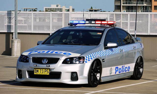 Australian police vehicles - a gallery on Flickr