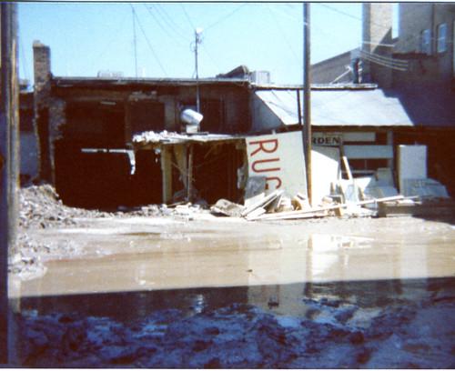 Teton Dam 1976