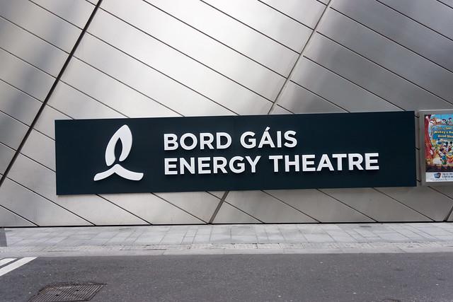 bord gais energy ~ bord gais energy theatre  what an awful name