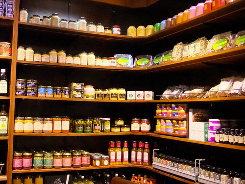 Dry Goods, Gastronomie 491