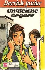 Derrick junior - Ungleiche Gegner, München: Franz Schneider Verlag 1978 ISBN 3505078336