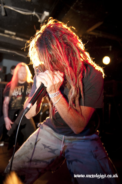 suffocation cattle decpitation blood red throne camden underworld live review london metalgigs metal gigs gig listings