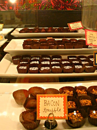 bacon truffle
