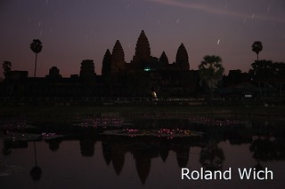 Angkor Wat - Before sunrise