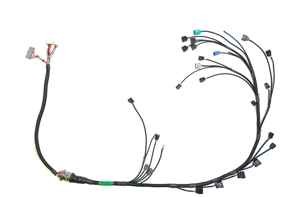 chase bays k series engine harness