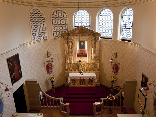 Shrine of Blessed John Henry Newman