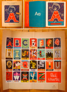 Alphabet book - US version.