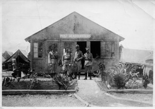 USMC Post Headquarters, 1922, Santo Domingo, Dominican Republic 6 of 26