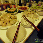 Dumpling and Chinese Food Night in Berlin